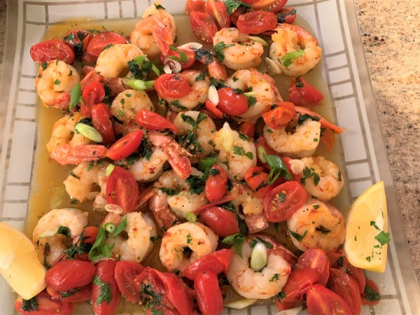 Adriatic shrimp
