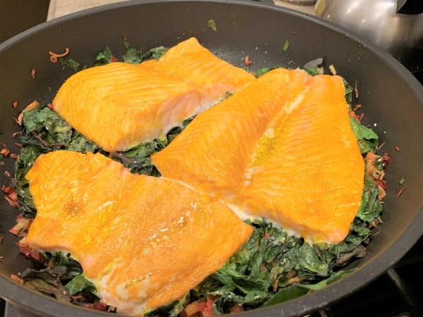 Turmeric Salmon