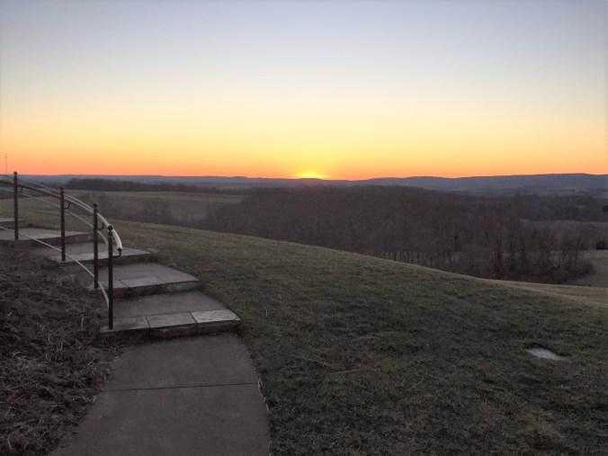 Sunset Richmond Farm