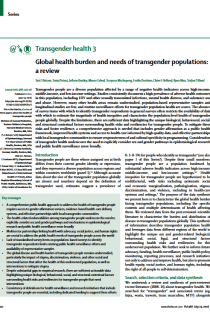 Global health burden and needs of transgender populations: a review
