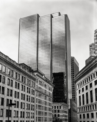 """""""53 State Street, 2013"""" gelatin silver print by Timothy Bartlett (courtesy of the artist and Panopticon Gallery)"""