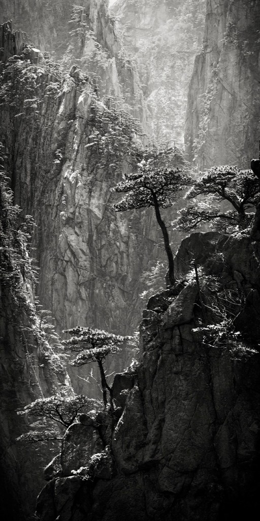 """Layers, 2013"", 18""x 9"" archival pigment print on Baryta paper by Clyde Heppner (courtesy of the artist)"