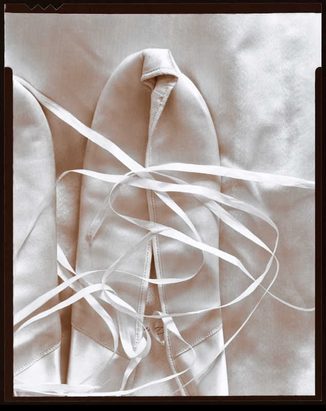 """""""Miss Appleton's Shoes 2, 1976"""" by Olivia Parker (courtesy of the artist and Robert Klein Gallery, Boston)"""