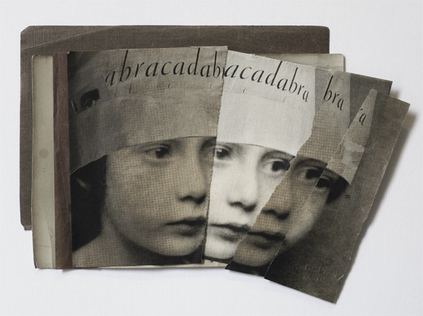"""Abracadabra"" from the series Only Child by K.K. DePaul (courtesy of the artist and Griffin Museum of Photography)"