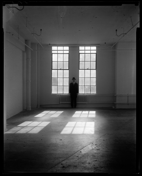 """Hidden in Plain Sight, 2014"" gelatin silver print by Stephen Sheffield (courtesy of the artist and Panopticon Gallery, Boston)"