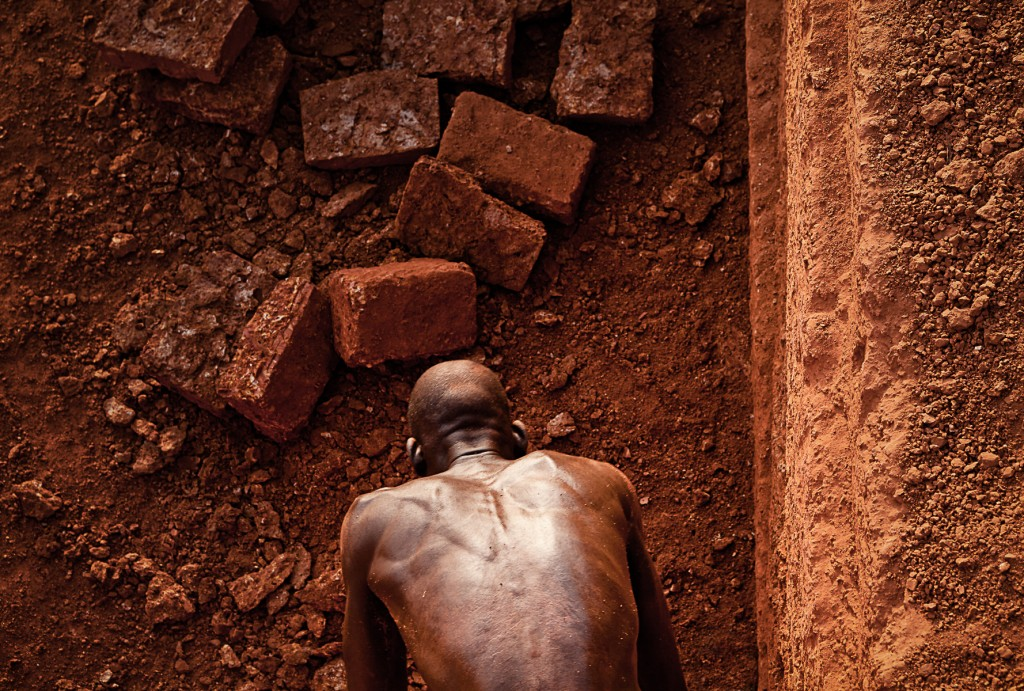 """Karaba"" by David Pace, from the exhibit ""Burkina Faso: Night and Day"" at the Griffin Museum from January to March, 2013 (courtesy of the artist and Griffin Museum of Photography)"