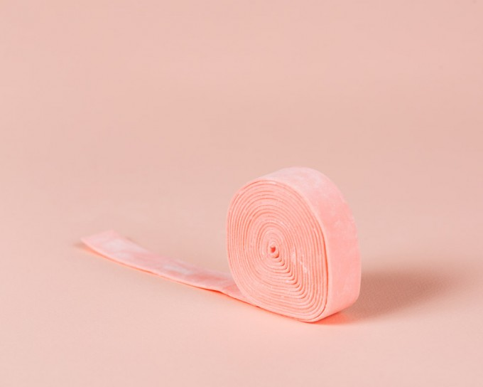 """""""Sugar Rush"""" from the series Pink Crush by Frances F. Denny (courtesy of the artist and ClampArt, NYC)."""