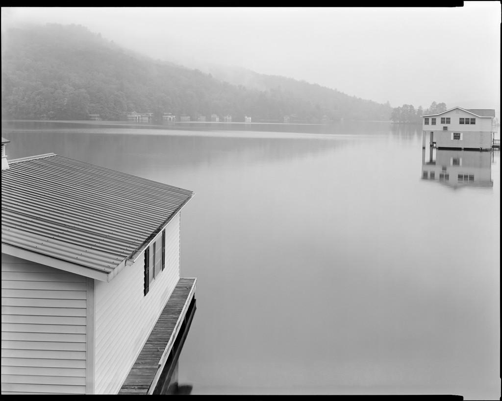 """Rabun Lake, Georgia, 2015"" by Neal Rantoul (courtesy of the artist and 555 Gallery, Boston)."