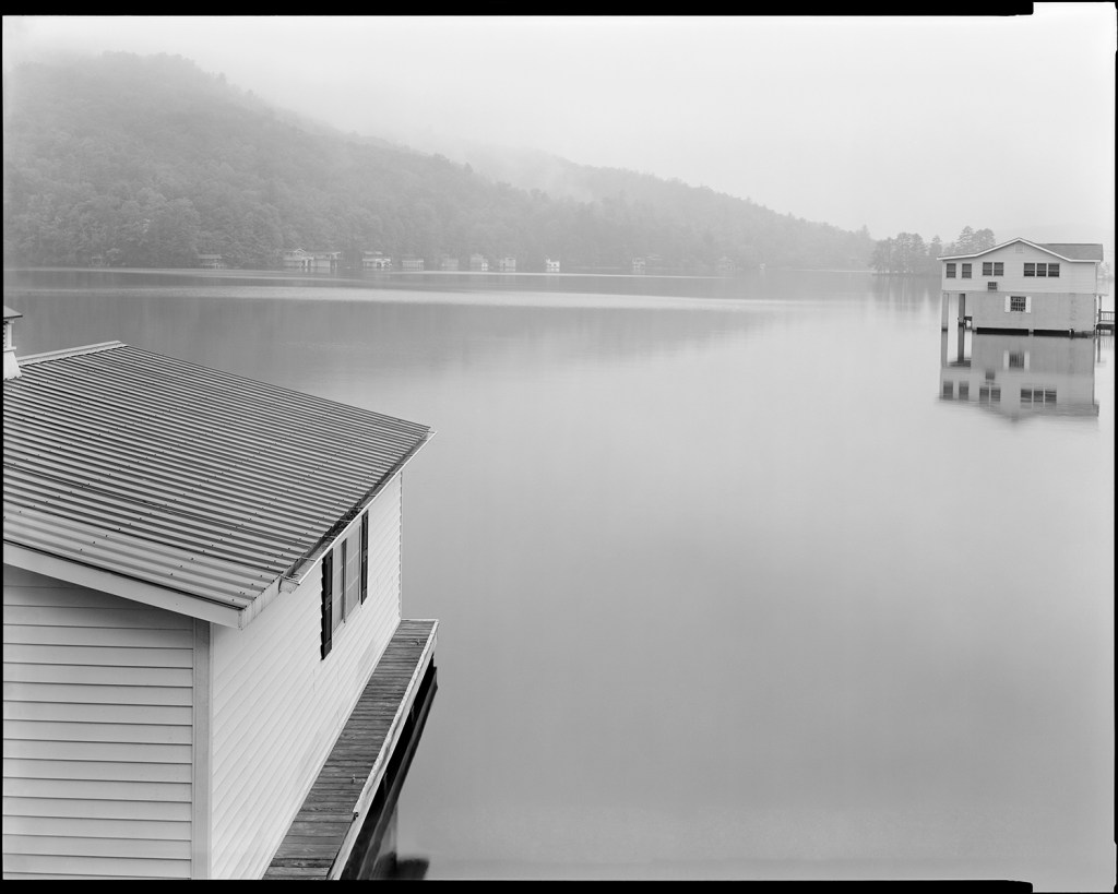 """Rabun Lake, Georgia, 2015"" by Neal Rantoul (courtesy of the artist and 555 Gallery, Boston)."
