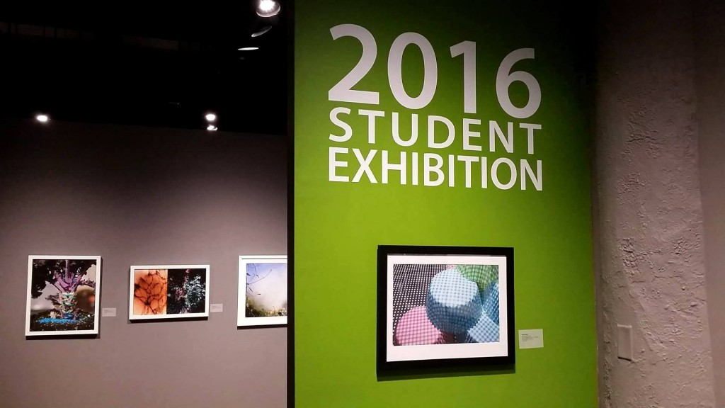 The 2016 PRC Student Exhibition features 5 selected works from each of 14 photography programs in the Greater Boston region, through April 17, 2016.