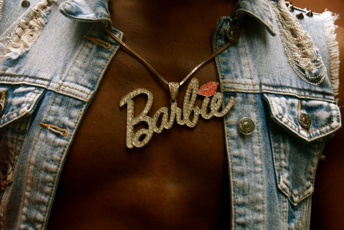 """""""Barbie, 2013"""" by Ruben Natal-San Miguel, Honorable Mention, 2016 Griffin Museum of Photography Annual Juried Show, juried by Elizabeth Avedon (courtesy of the artist)."""