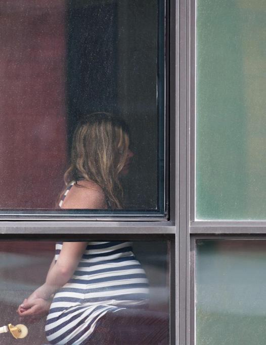"""Neighbors #8, 2012"" by Arne Svenson (courtesy of Robert Klein Gallery, Boston and Julie Saul Gallery, NY)."
