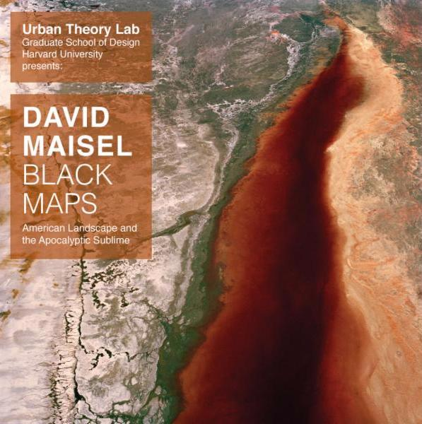 David Maisel is the invited speaker at Harvard and the Peabody Essex Museum (courtesy of the artist).