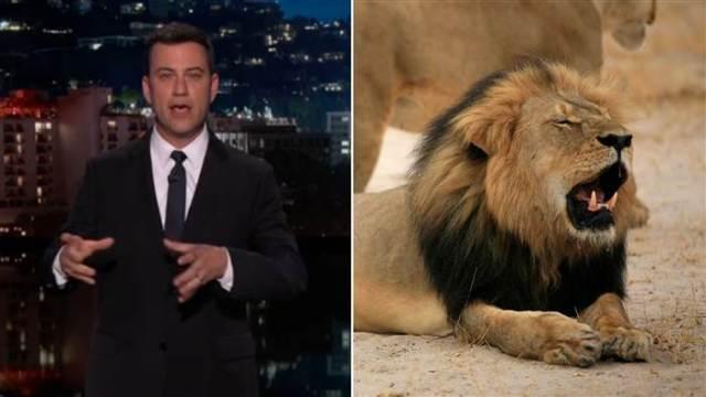 Poor Jimmy Kimmel misses his friend.