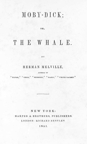 Moby dick homosexual marriage