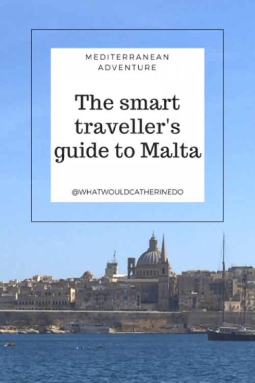 Traveling to Malta in peak season