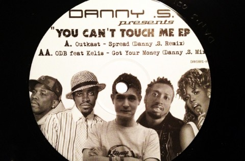 You Cant Touch Me EP (Outkast and ODB Bootlegs)