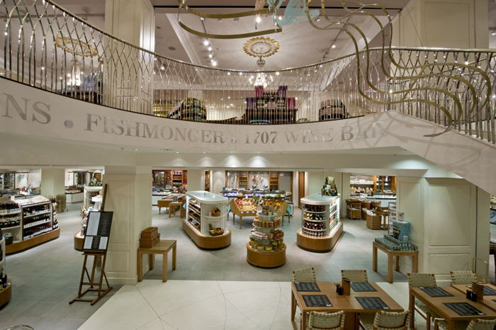 Fortnums grocery small