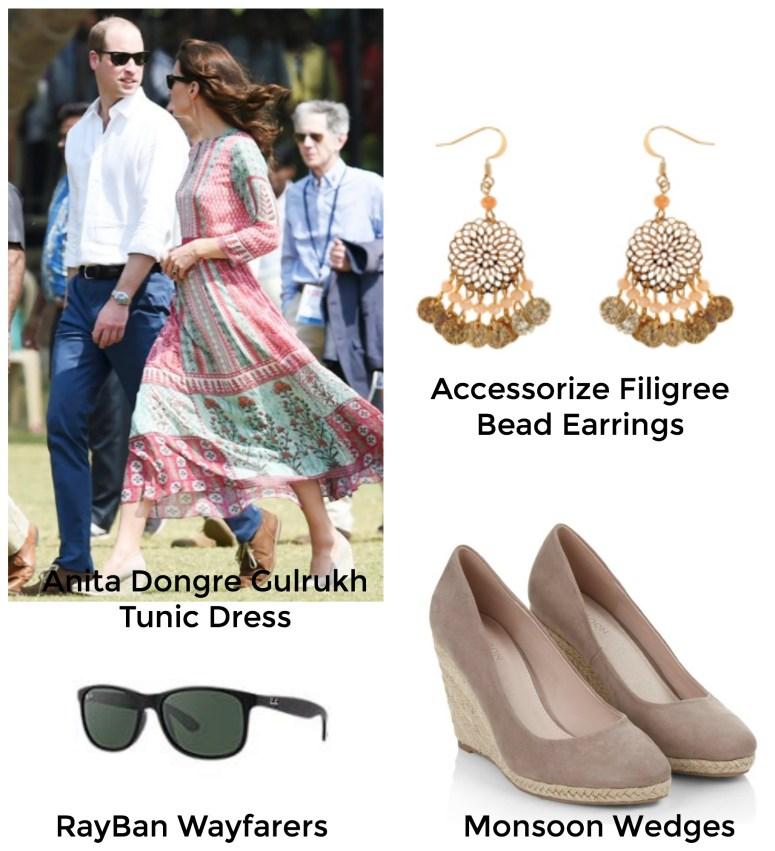 Royal Tour India Day One Anita Dongre Duchess of Cambridge