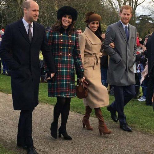 Meghan Markle Kate Middleton Friends