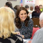 Duchess Cambridge Commonwealth Lunch Events