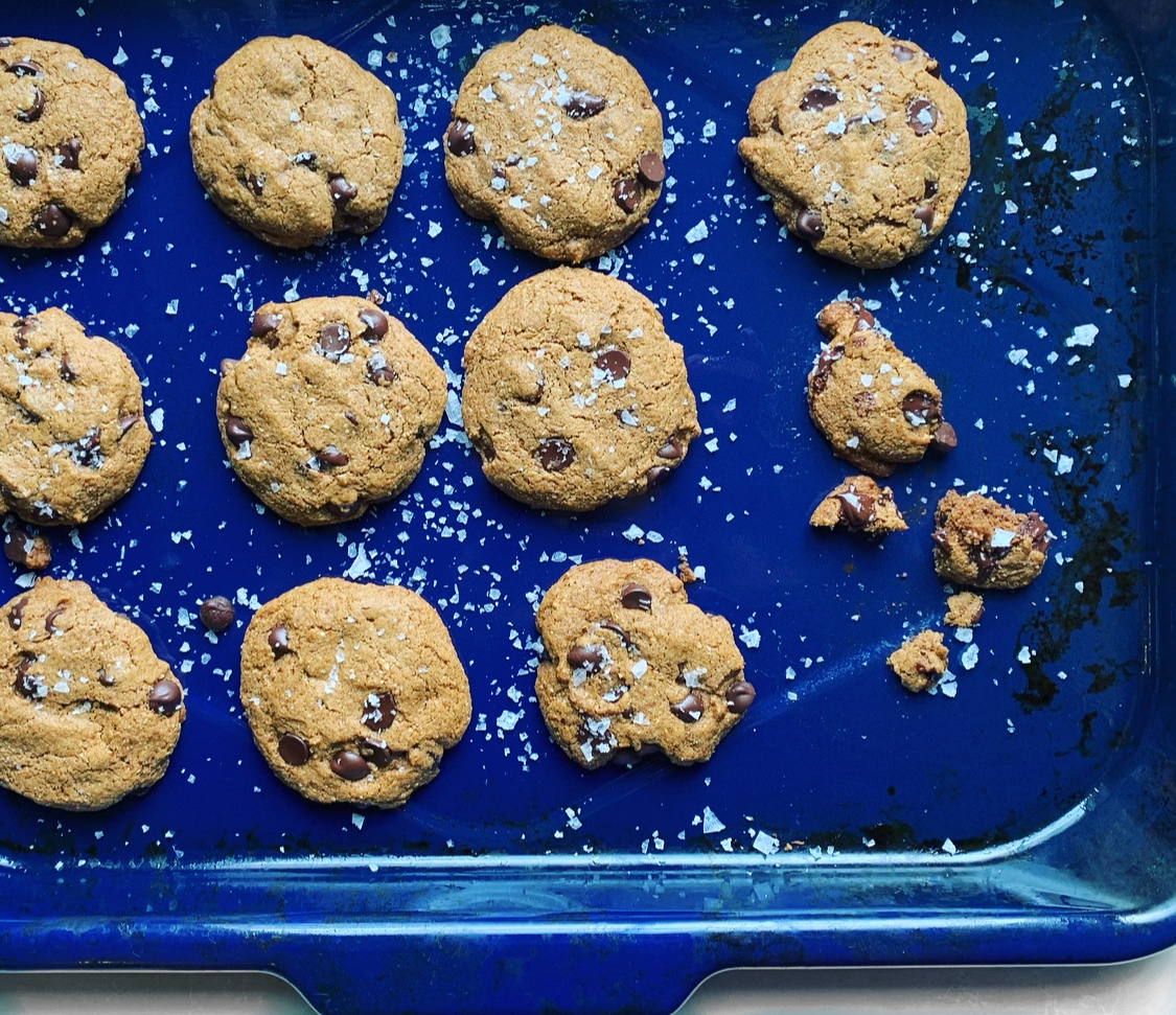 MEXICAN CHILI CHOCOLATE CHIP COOKIES