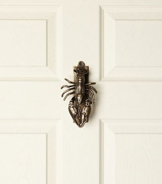 Anthropologie door knocker