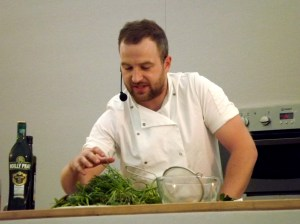 tom whitaker glynde food festival