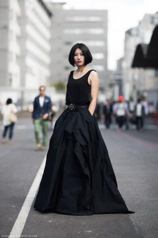 not-so-little-black-dress