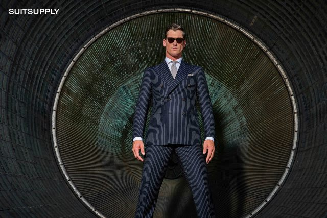 Blue-Double-Brested-Suit- PinStripe-SuitSupply