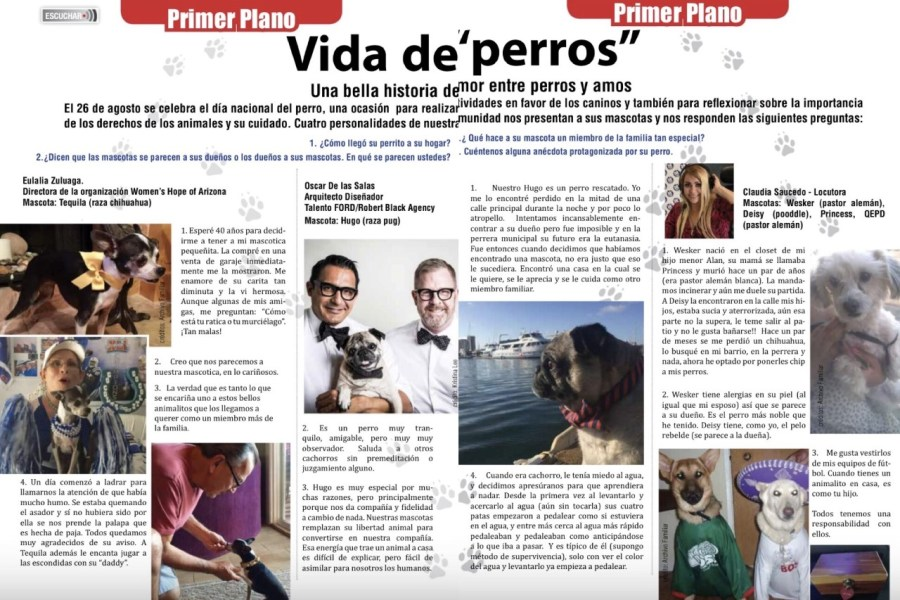 Contacto Total double page