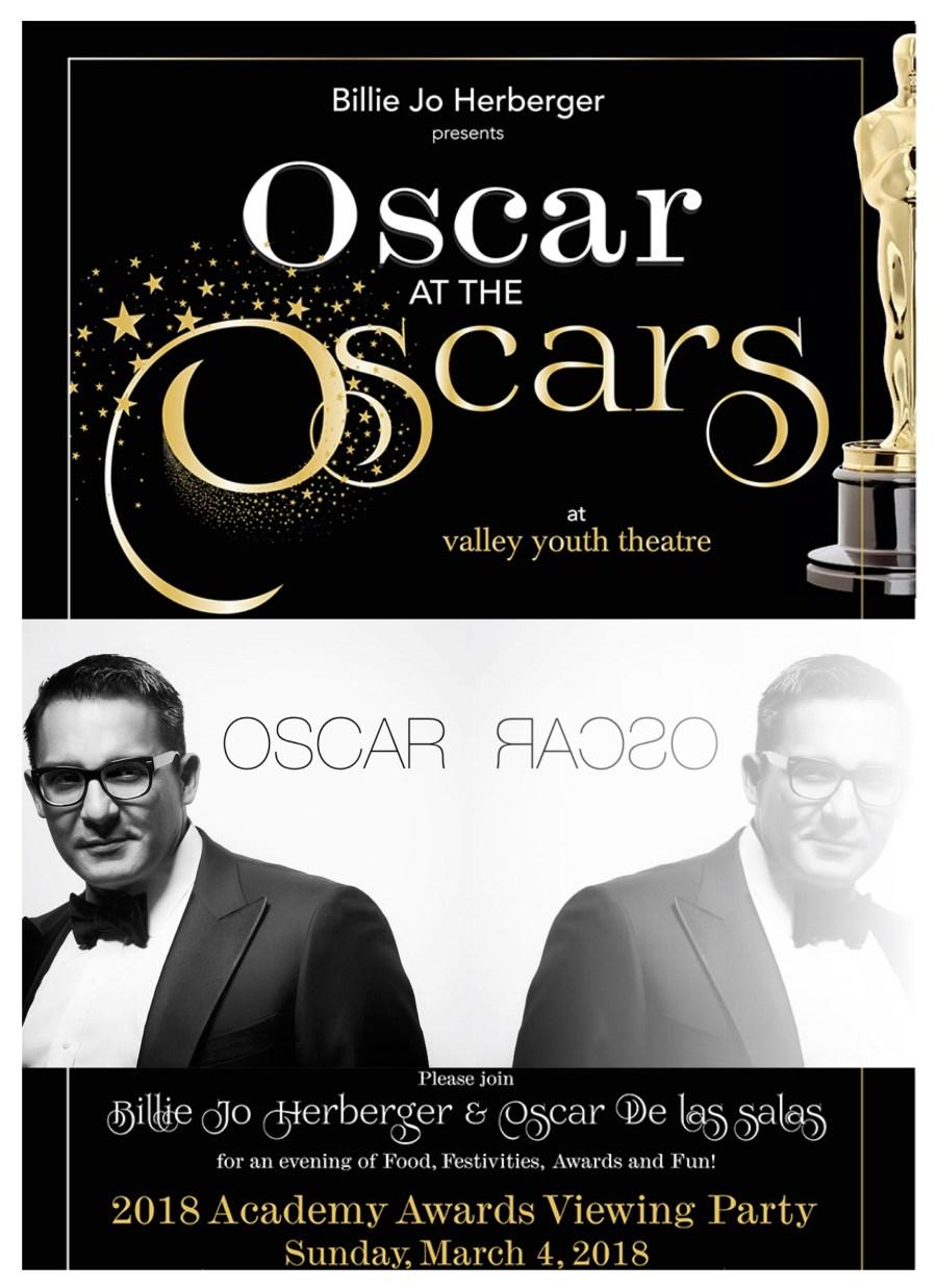 OSCAR AT THE OSCARS