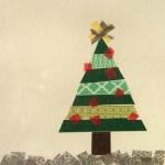 クリスマスの飾り付けを子供と手作り!マスキングテープと折り紙で