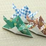 折り紙の兜のかっこいい折り方を動画で紹介!簡単のと難しいのも♪