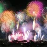 隅田川花火大会は何時に行けばいいの?いい場所をとるための裏技