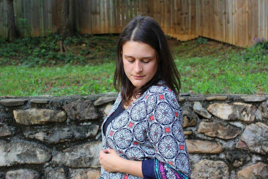 Kimonos and White Jeans
