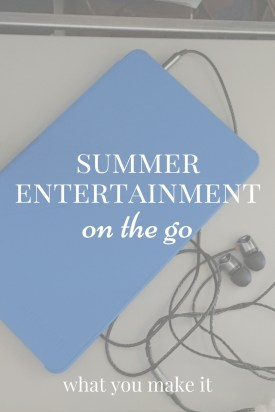 Summer Entertainment on the Go: Amazon Fire Review #AmazonFire #IC sponsored