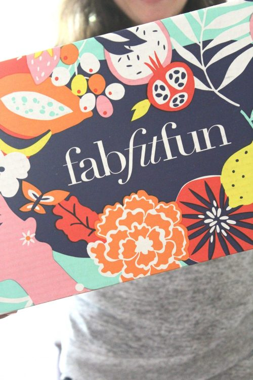 fabfitfun summer 2018 box – worth it? spoilers and discount code