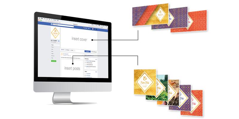 Son Tra design social media facebook contents jpg 800x400