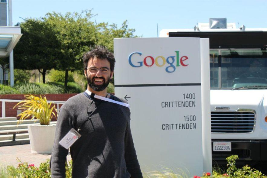 Toby at Google