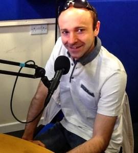 Will on Flipside FM