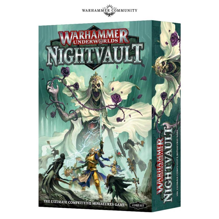 Image result for warhammer nightvault
