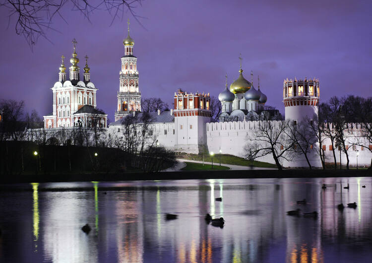 Image result for THE NOVODEVICHY CONVENT moscow