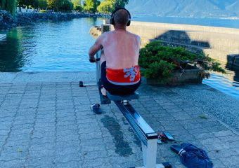 How to stay hydrated during ergo training