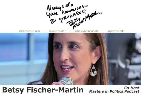 Betsy Fischer-Martin