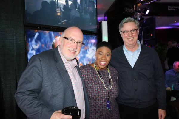 New Hampshire primary Bloomberg Politics pre-game briefing: Jeff Weaver, Symone Sanders, Tad Devine