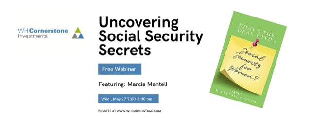 Webinar: Uncovering Social Security Secrets