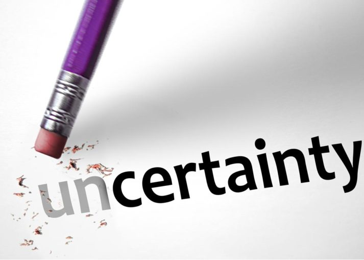 finding certainty in uncertain times coronavirus financial advisor planning