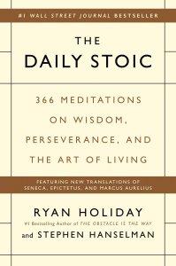 Daily Stoic Ryan Holiday