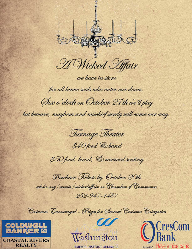Wicked Affair Poster